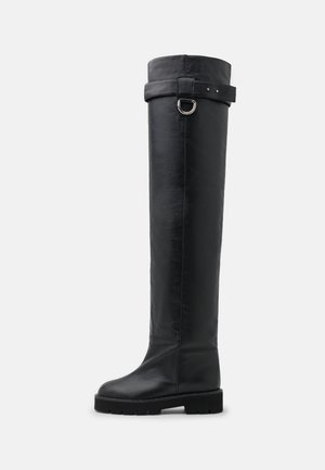 STIVALE DONNA BOOT - Over-the-knee boots - black