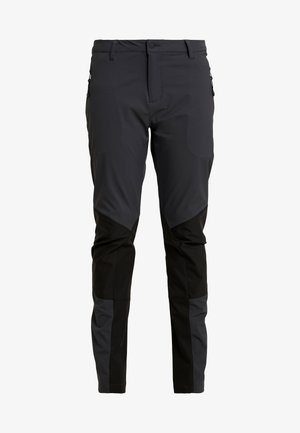 TRINITY PANTS - Trousers - charcoal
