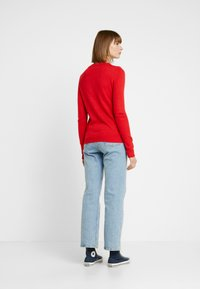 Vero Moda - VMSHINY CHRISTMAS TREE - Jumper - chinese red - 2