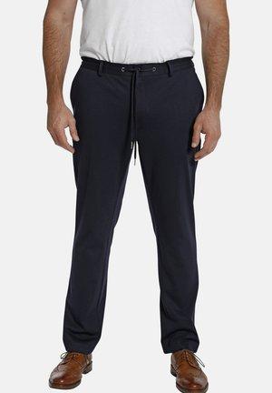 DUKE BERNARD - Trousers - dunkelblau