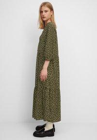 Marc O'Polo DENIM - Maxi dress - multi/burnished logs - 3
