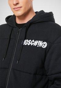 MOSCHINO - Winter jacket - black - 7