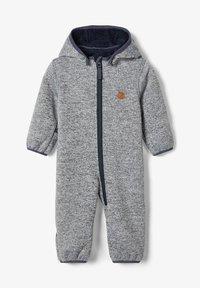 Name it - Jumpsuit - Grey Melange - 1