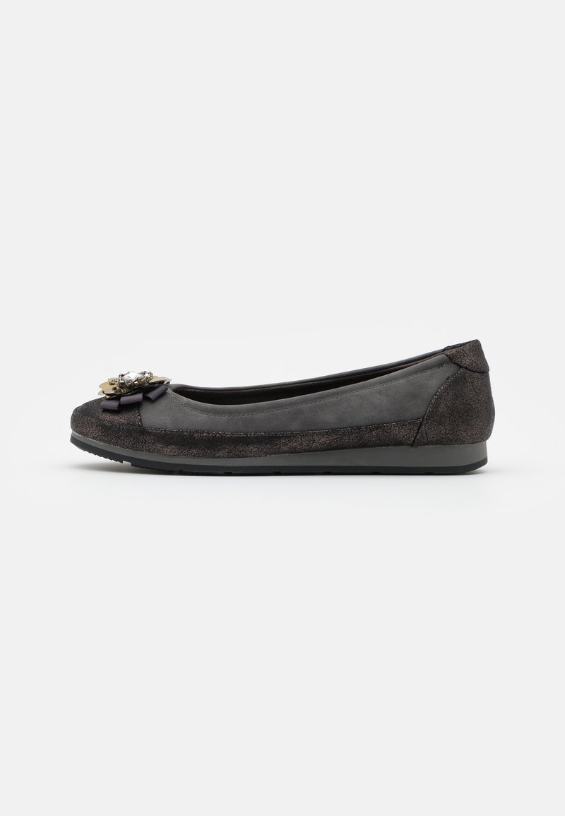 Fitters - MAGGY - Ballerinat - grey