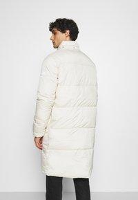 TOM TAILOR DENIM - MODERN PUFFER COAT - Winter coat - smoke white - 3