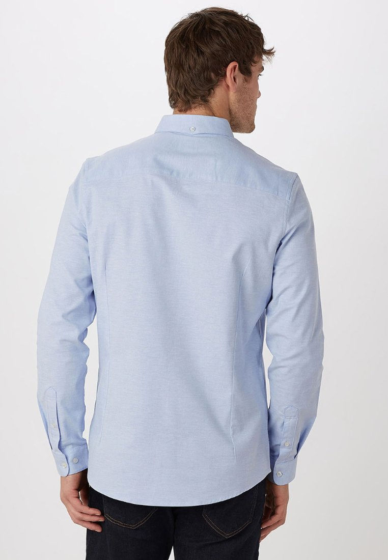 Homme LONG SLEEVE STRETCH OXFORD - Chemise