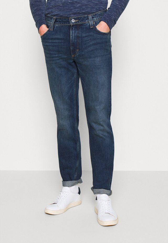 WASHINGTON - Straight leg jeans - blue denim