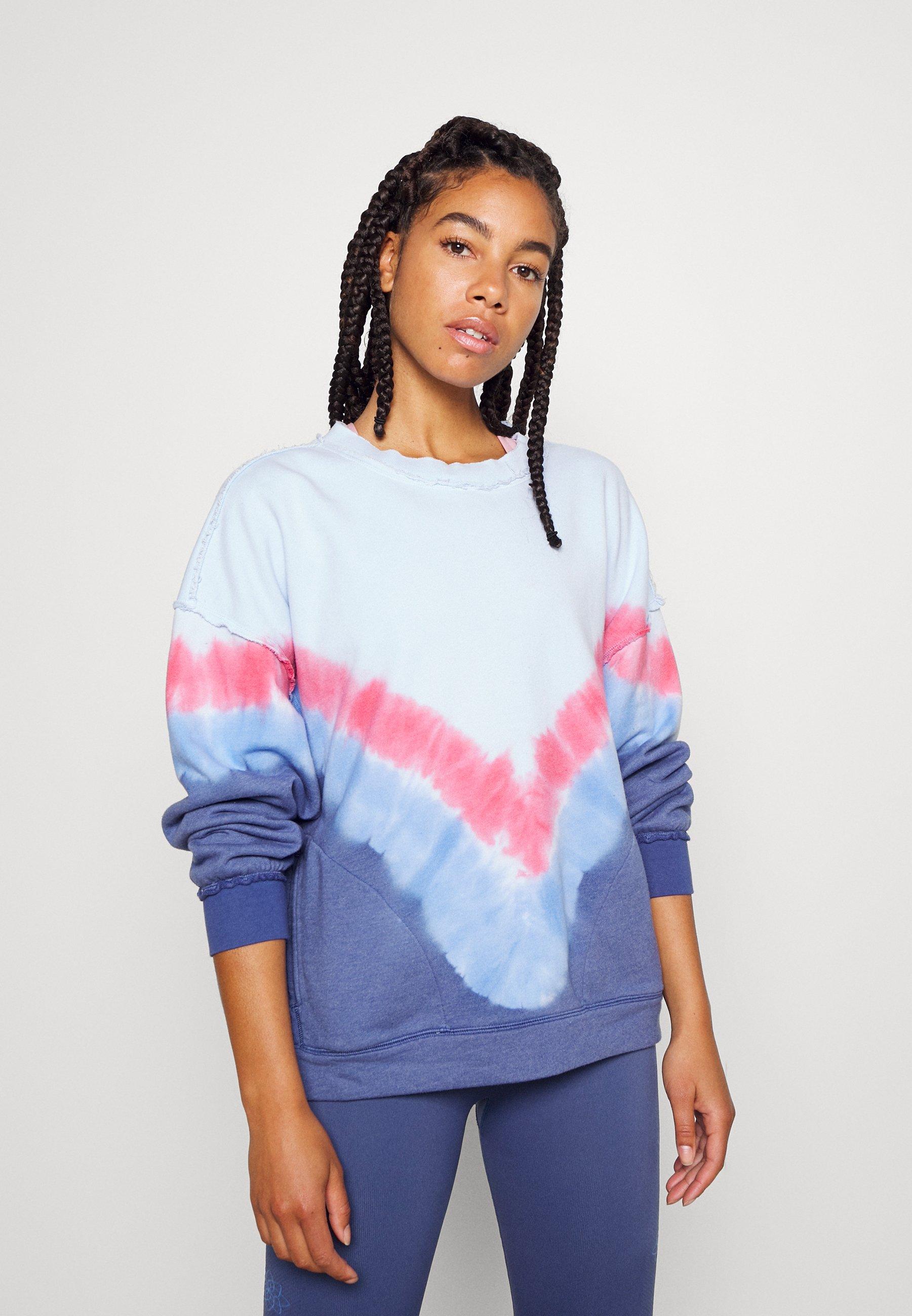 Women OMBRE METTI CREW - Sweatshirt