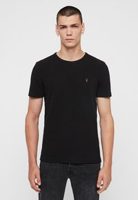 AllSaints - MUSE - Basic T-shirt - black - 0