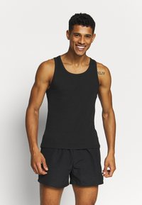 Pier One - 3 PACK - Undershirt - black - 2