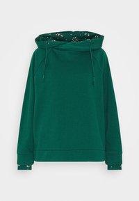 edc by Esprit - Hoodie - dark teal green - 0