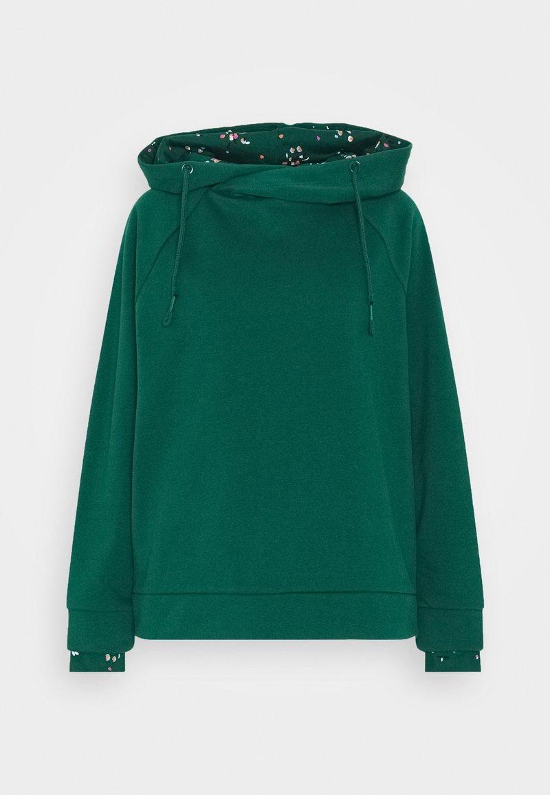 edc by Esprit - Hoodie - dark teal green