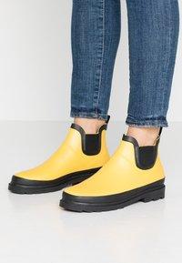 Sanita - FELICIA WELLY - Regenlaarzen - yellow - 0