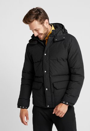 SIERRA JACKET - Down jacket - black
