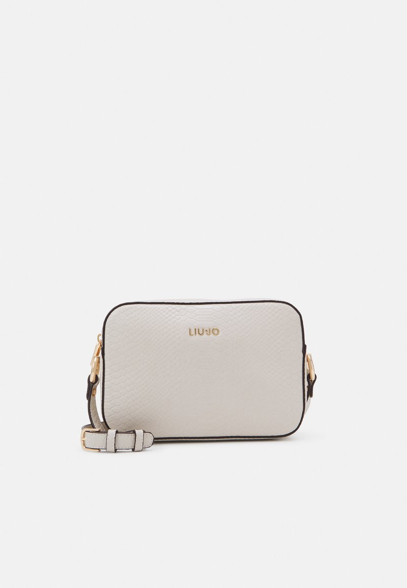 LIU JO - CROSSBODY - Across body bag - alabaster