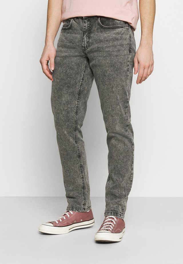 CHICAGO - Straight leg jeans - mid grey