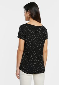 Desigual - T-shirt imprimé - black - 2