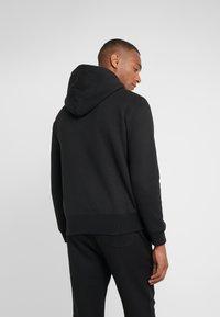 Polo Ralph Lauren - MAGIC  - veste en sweat zippée - polo black - 2
