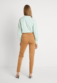 ICHI - IHKATE - Trousers - thrush - 2