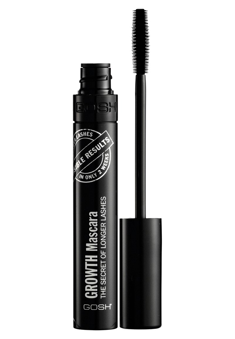 Gosh Copenhagen - GROWTH MASCARA - Mascara - 001 black