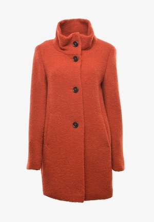 Short coat - orange