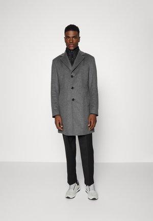 MORRIS - Classic coat - medium grey