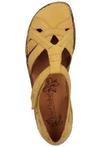 Josef Seibel - Walking sandals - yellow - 1