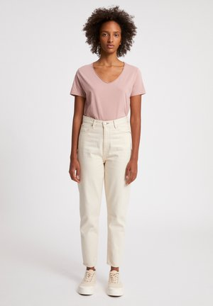 HAADIA - Basic T-shirt - pink