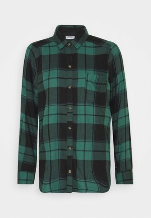 Camicetta - green plaid
