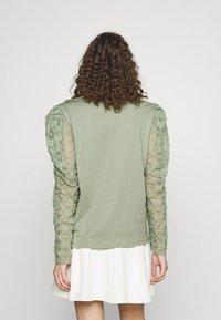 Miss Sixty - Maglietta a manica lunga - green grey - 2