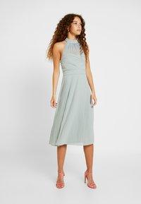 TFNC Petite - SAMANTHA MIDI DRESS - Cocktail dress / Party dress - green - 0