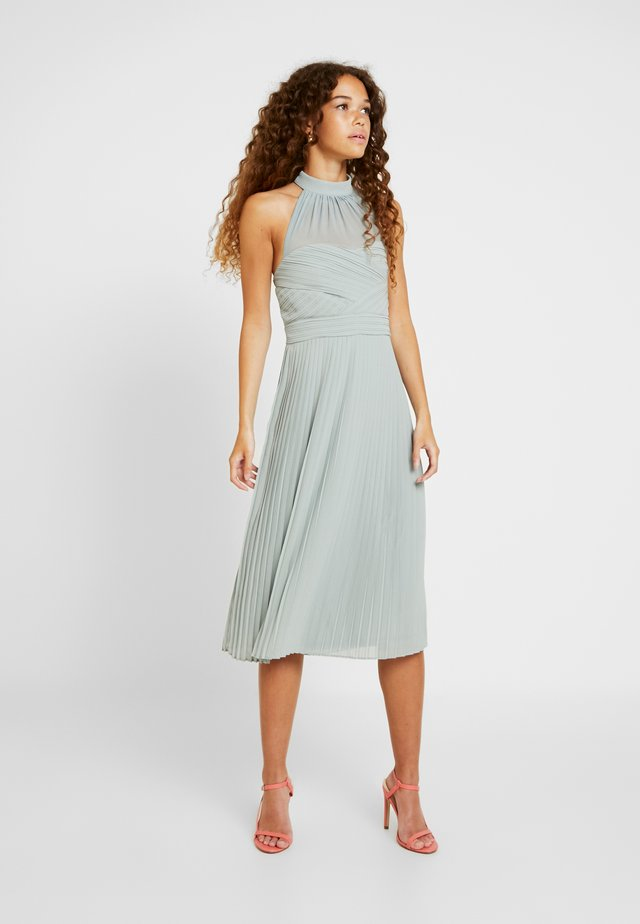 SAMANTHA MIDI DRESS - Cocktail dress / Party dress - green