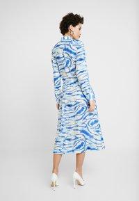 InWear - LIXI DRESS - Shirt dress - blue - 2