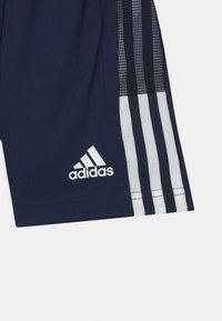 adidas Performance - TIRO UNISEX - Sports shorts - team navy blue - 2
