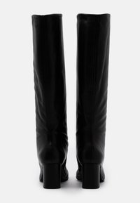 Selected Femme - SLFZOEY HIGH SHAFTED BOOT - Boots - black - 3