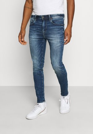 CROPPED - Jeans Skinny Fit - blue denim