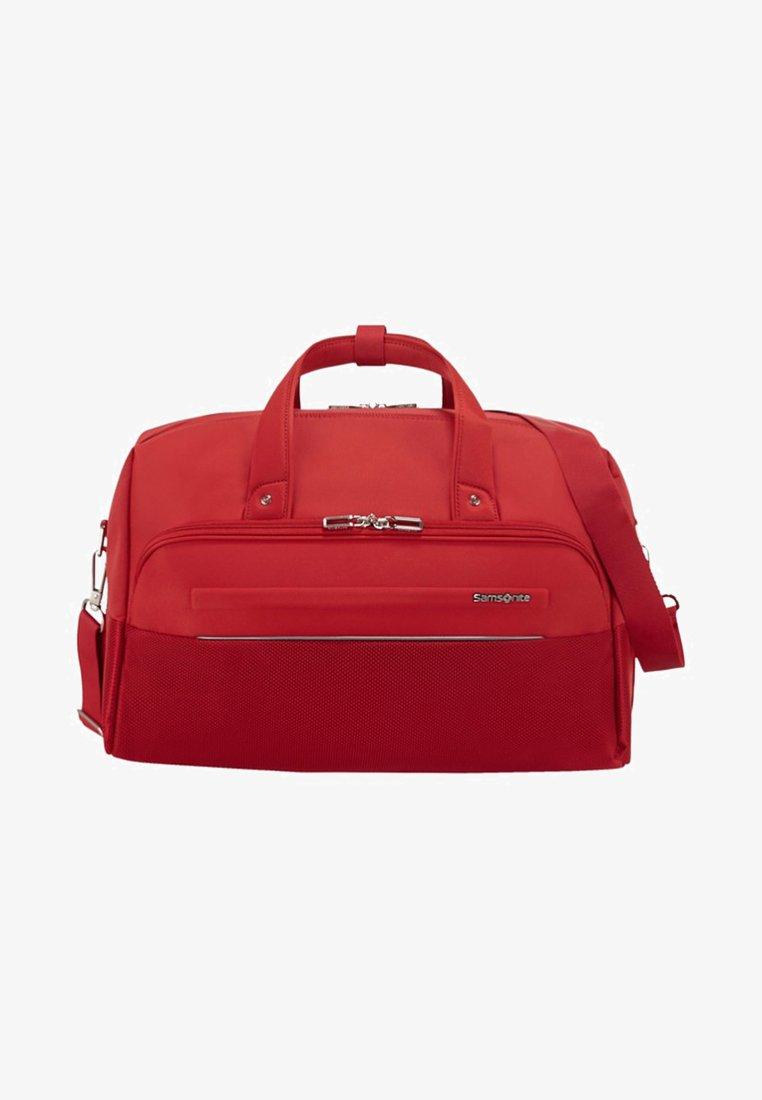 Samsonite - B-LITE ICON - Weekend bag - red