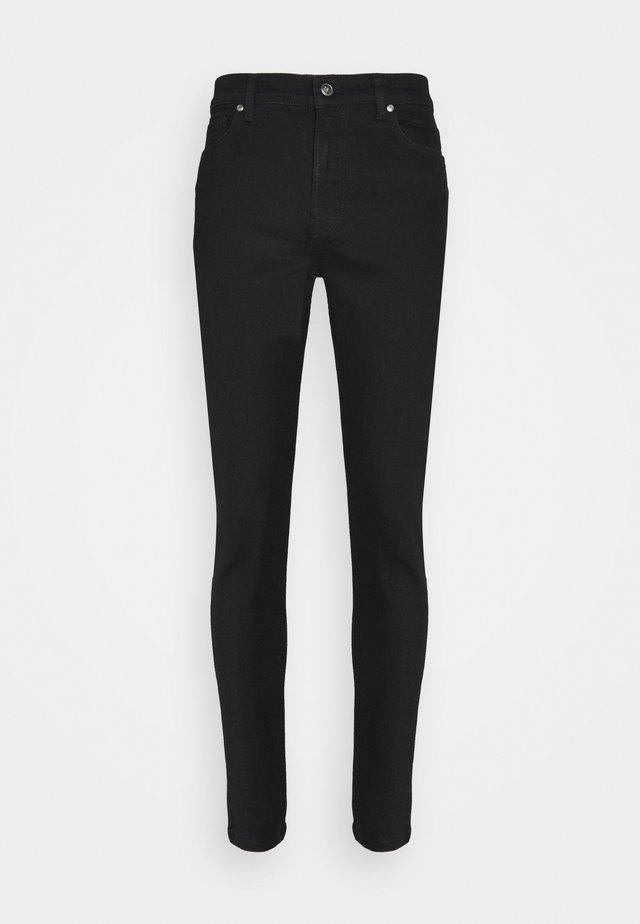 SKINNY FIT - Slim fit jeans - black