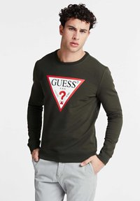 Guess - Sweatshirt - green - 0
