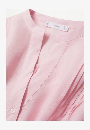 Blouse - rose pastel