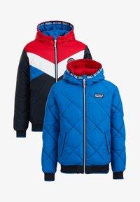WE Fashion - reversibel - Winter jacket - blue - 4