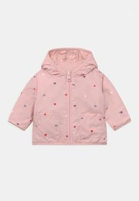 Tommy Hilfiger - BABY REVERSIBLE UNISEX - Winter jacket - pink - 2