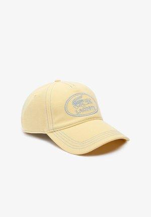 CASQUETTE - Cap - jaune