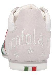 Pantofola d'Oro - FORTEZZA UOMO - Sneakers laag - bright white - 3