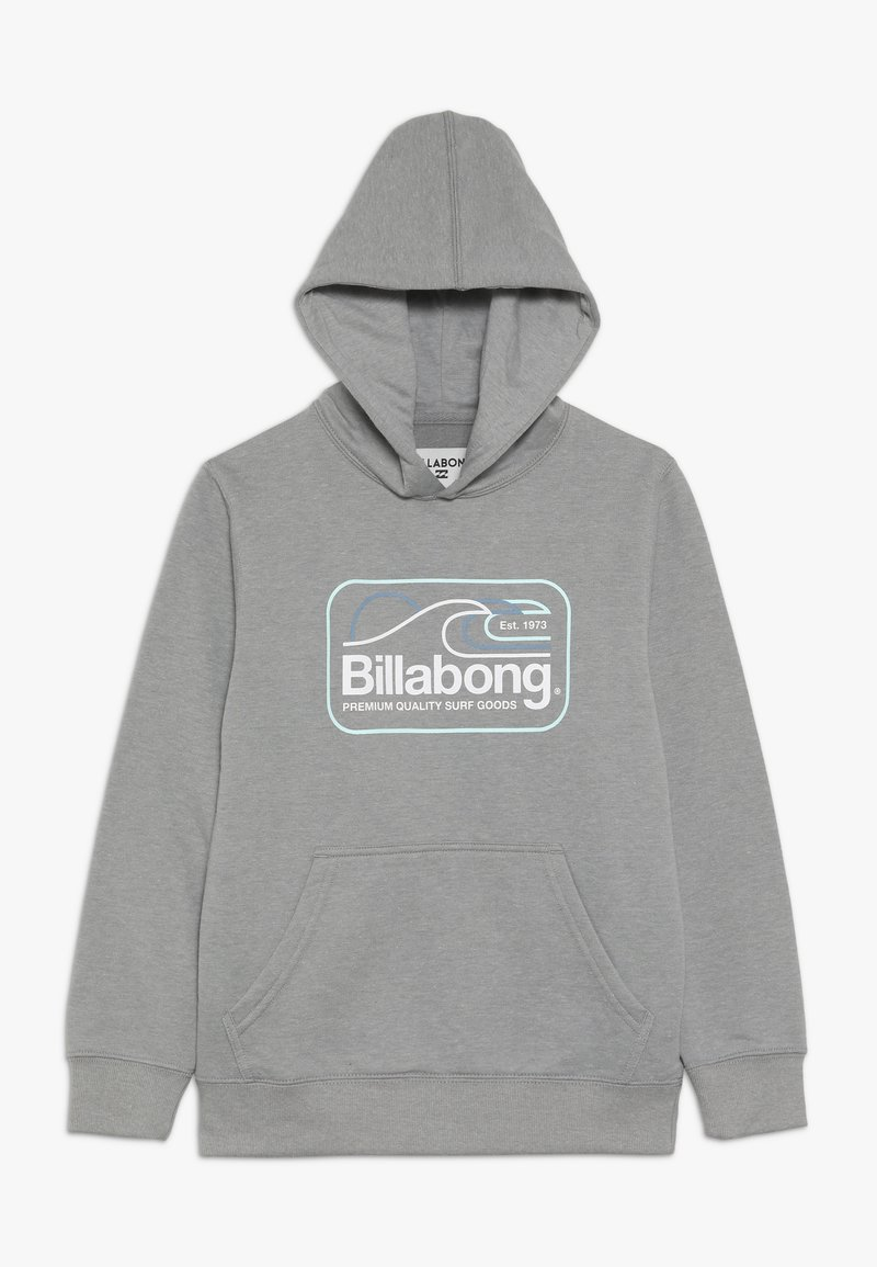 Billabong - DIVE BOY - Kapuzenpullover - grey heather