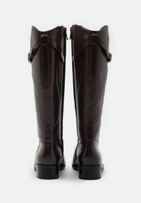 Högl - Vysoká obuv - nougat - 4