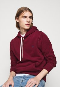 Polo Ralph Lauren - Sweat à capuche - classic wine - 3