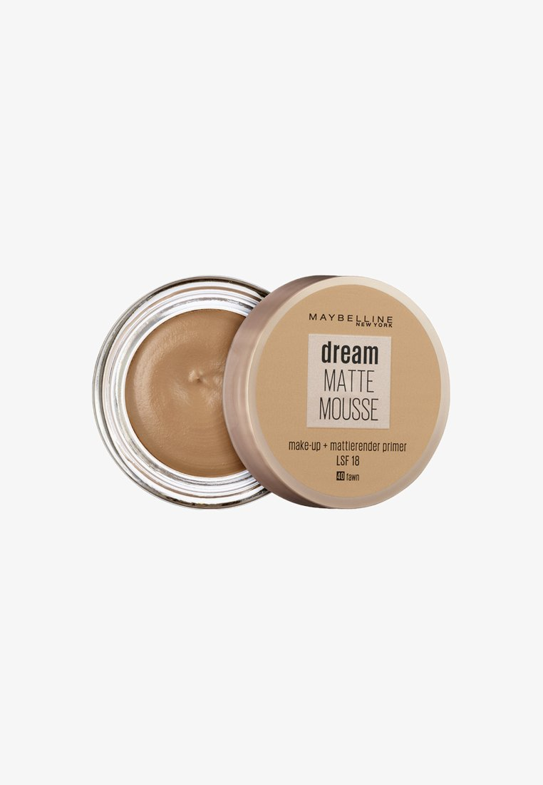 Maybelline New York - DREAM MATTE MOUSSE MAKE-UP - Foundation - 40 fawn
