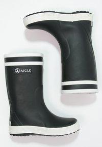 Aigle - LOLLY POP - Botas de agua - marine/blanc - 1