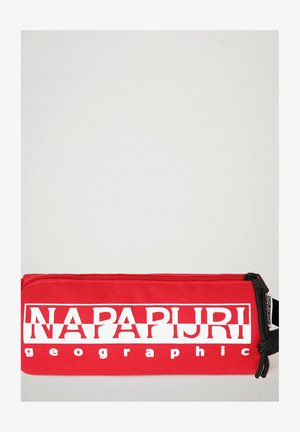 HAPPY PENCIL CASE - Penalhuse - red